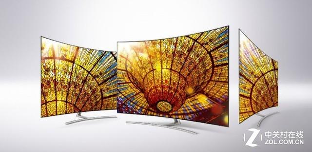 中产阶层卓越产品奖:三星QLED电视Q8C