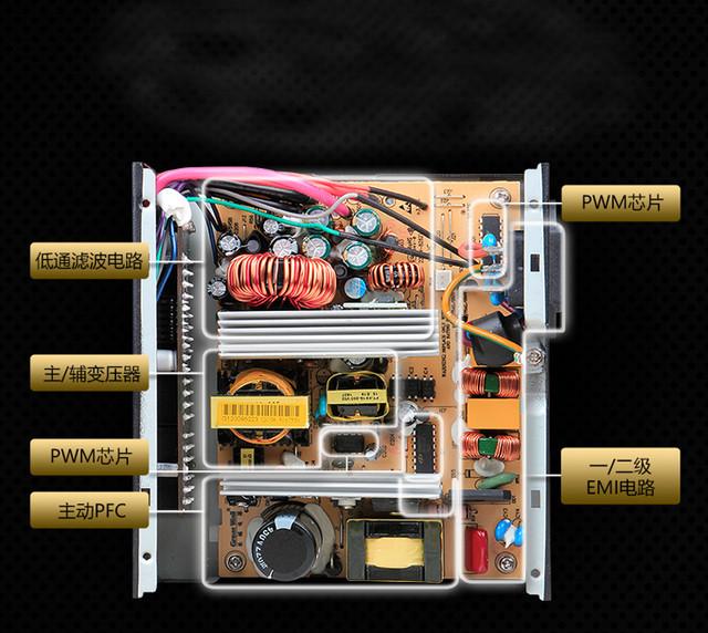 电竞时代,长城G5重新诠释电竞电源