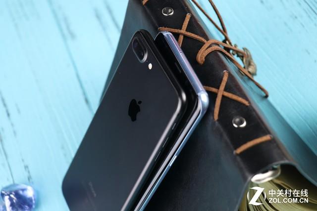 接地气轻评 三星S8+/iPhone 7 Plus对比(不发)