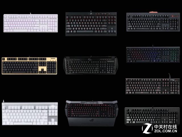 更快更炫酷?你真的需要300元的键盘吗
