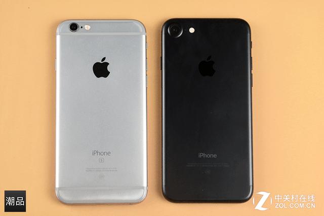 有亮黑就够? 苹果iPhone7 /Plus外观上手