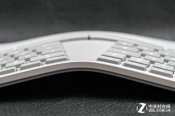 微软全新人体工学键盘:988元薄膜开关