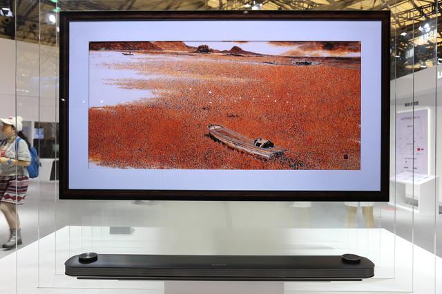 杜比全景+OLED屏!LG壁纸电视全面解析