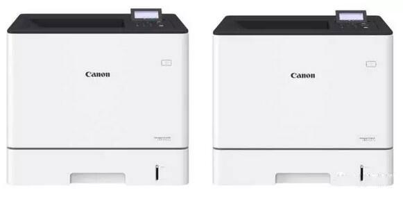 目标直指高效 佳能推5款激光打印机新品