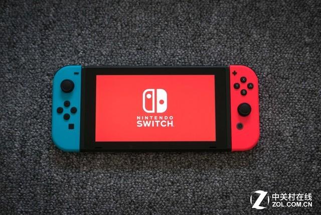 任天堂被告了 因Switch侵犯了他们的专利