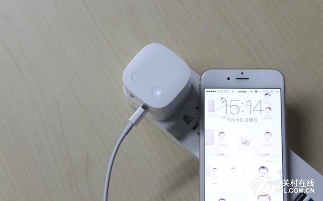 公牛自动防过充usb充电器——当手机充满电后即可自动断电
