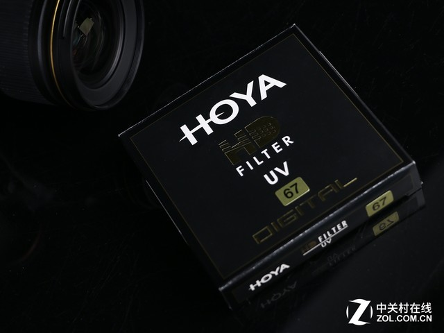 HOYA HD系列UV滤镜