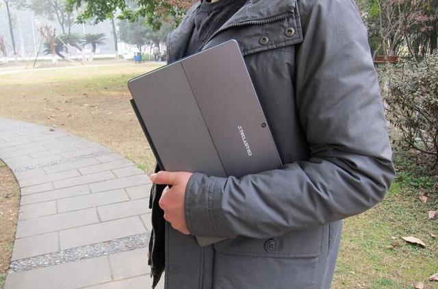 自习神器台电Tbook 16 Power的大学生活