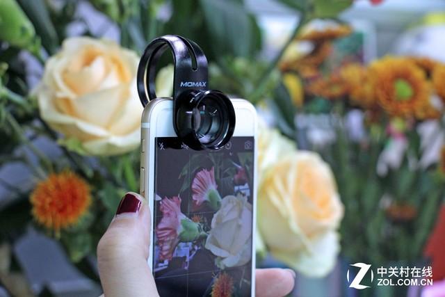 磅礴視角:摩米士5合1精英手機鏡頭評測