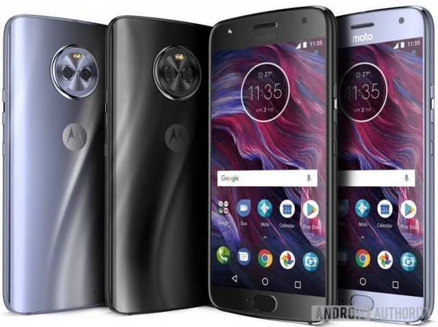 联想Moto X4官方图曝光 后置双摄像头