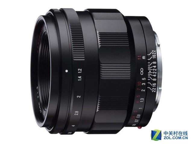 f/1.2大光圈 福伦达发布40mm f/1.2镜头
