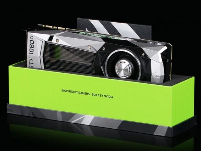 1080Ti正式亮相 看哪款老卡降幅最大