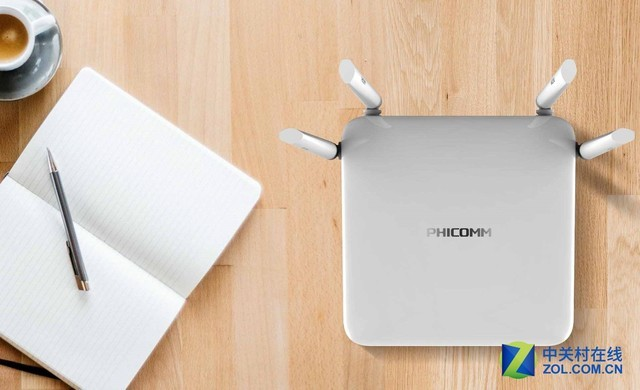 避免同频干扰 斐讯K2路由器为你WiFi提速