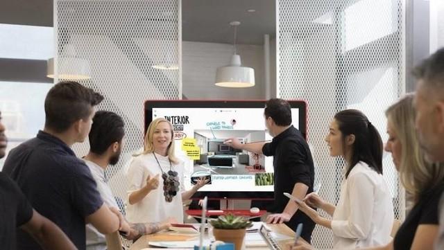 谷歌55寸平板即将上市 叫板Surface Hub