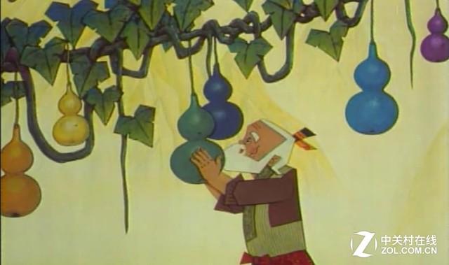 海美迪电视盒上线葫芦娃游戏 重温童年温暖