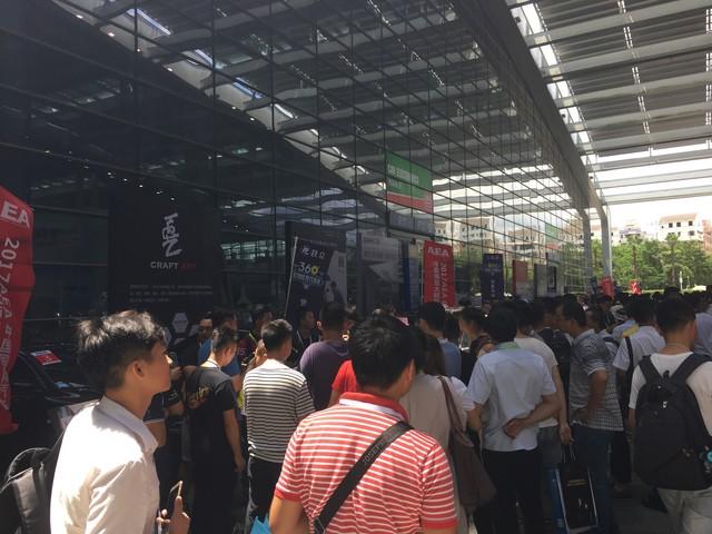 揽尽芳华 7月14日AAITF深圳展盛大开幕