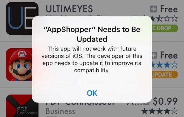 iOS11将与32位应用说再见 64位成主流