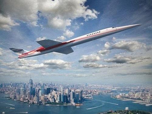 超音速客机来了:北京到广州1小时