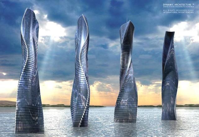 迪拜360°旋�D大�B每套2�|元 �W友:我��房