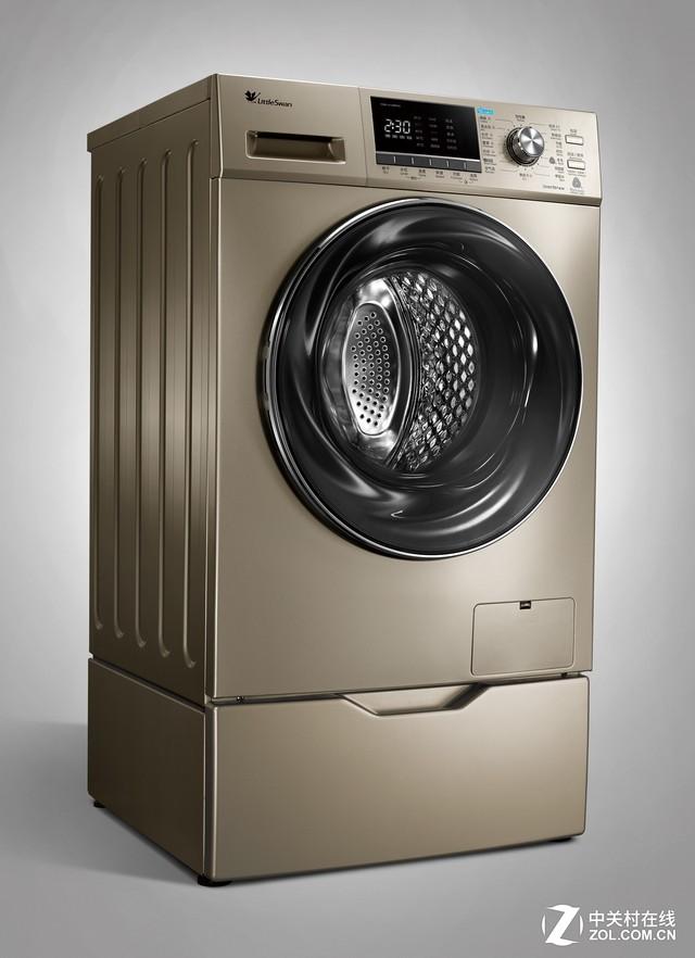 小天鹅水魔方洗衣机 已通过节水检测标准_家电