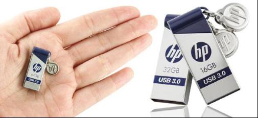 2015年优秀款 HP x725w和x715w存储U盘小回顾