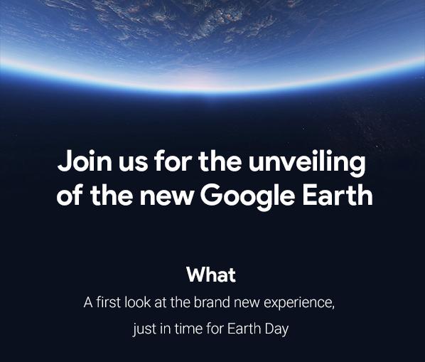 足不出户观天下 谷歌地球下周迎来全新篇章