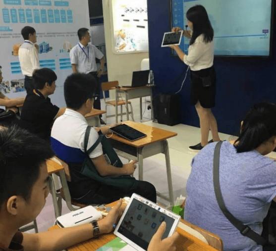 华硕商用平板电脑个性化教学辅助中小学教育发展