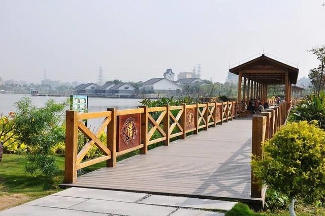 艾泰无线成功覆盖广州白云湖公园 尽兴游园