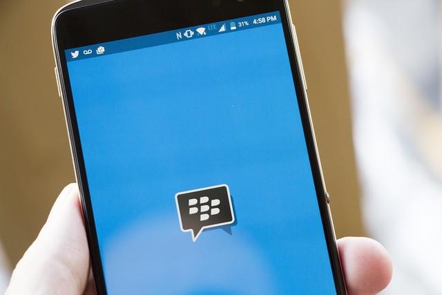 黑莓BBM迎升级 大幅优化使用体验