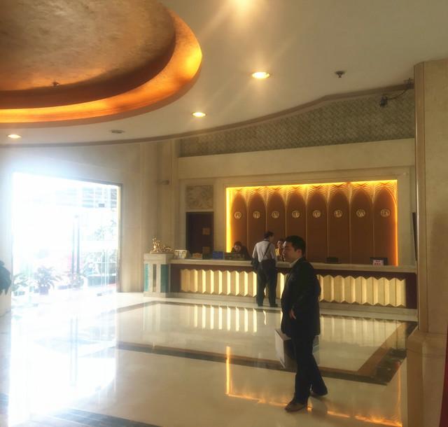 艾泰无线成功覆盖中山四海酒店
