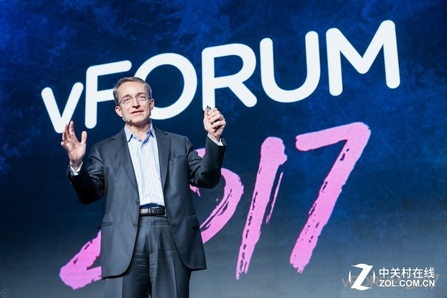 改变规则:vFORUM 2017如何重塑多云未来