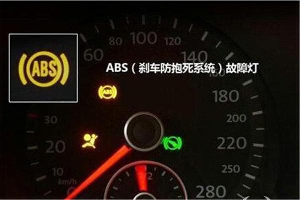 冬天雨雪天气 怎么操作汽车ABS防抱死?