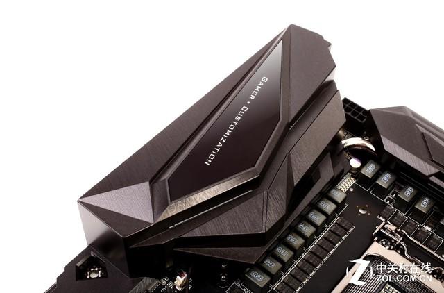 iGame首款拉丝散热装甲主板全新上市