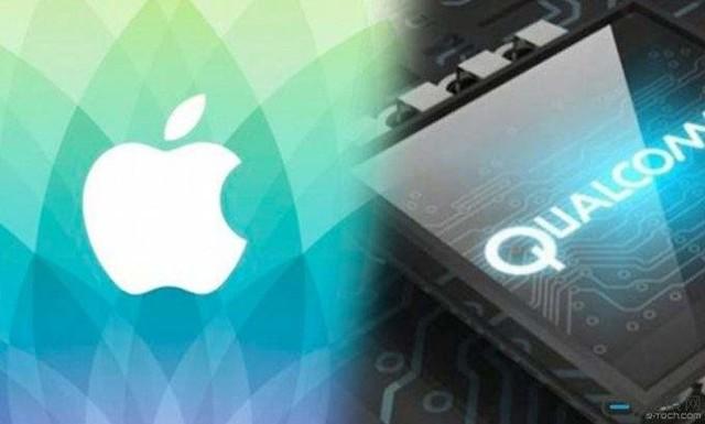 苹果反诉高通:骁龙820、800芯片侵权