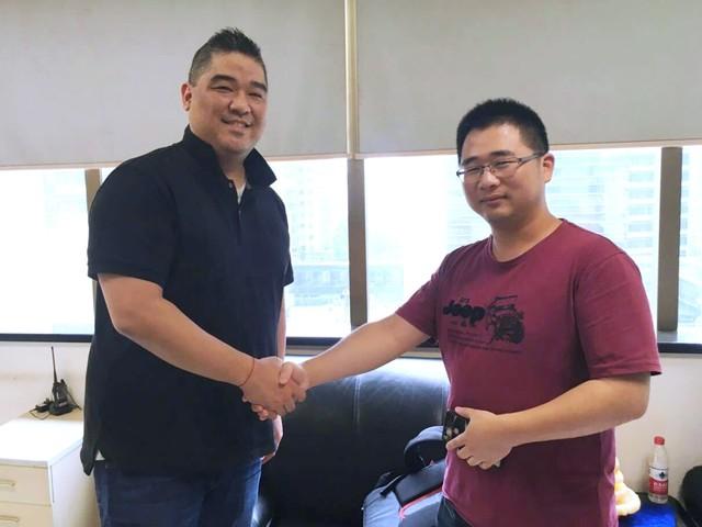 发展中的百脑汇-专访百脑汇杭州店总经理李品毅