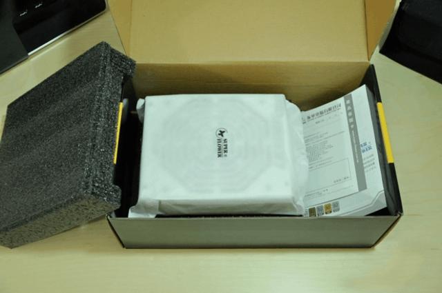 振华leadex g650电源开箱实拍