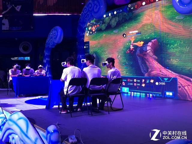 极维客VR电竞赛北京总冠军出炉,北航兄弟内战其中一队夺冠