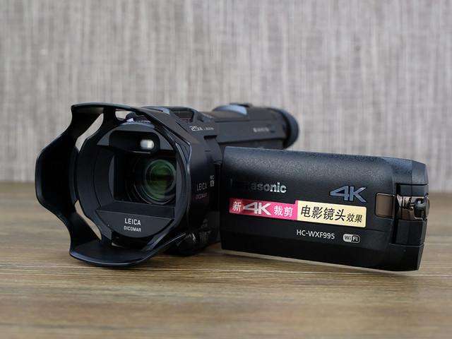 高规格家用摄像机 松下HC-WXF995评测