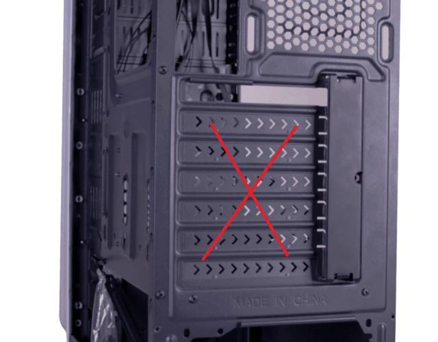 PCI挡板的玄机