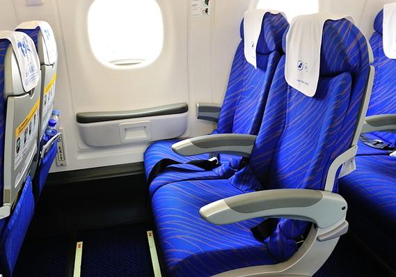 飞机上哪个座位的病毒最多?