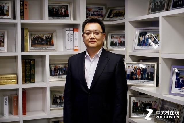 直面7大挑战 联想赵泓谈如何引领PC行业