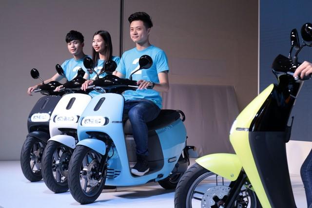 颜值与性能的完美融合 Gogoro发布全新二代电车