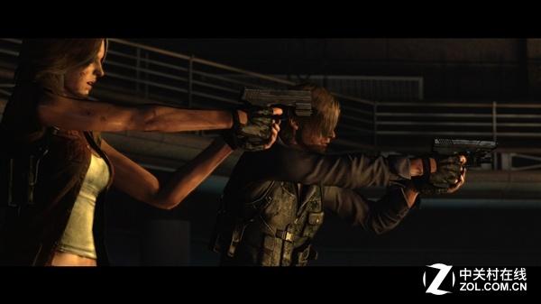 《生化危机4 5 6》高清重制登陆XB1/PS4