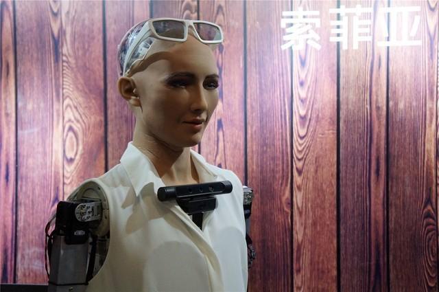 天啦噜!看世界首个获得公民身份机器人