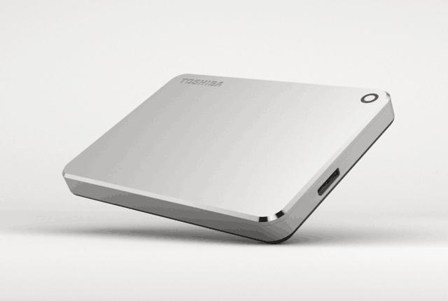 东芝推出全新CANVIO PREMIUM移动硬盘
