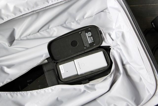 随时随地找到你 出行好帮手智能行李箱
