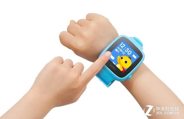 乐享糖果色童年 360巴迪龙儿童手表SE促
