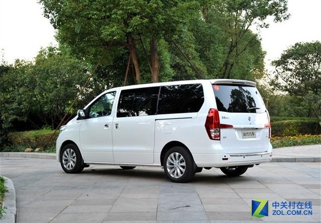 座SUV车型 东风风行SX6北京车展首发高清图片