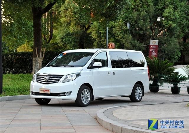 配7座SUV车型 东风风行SX6北京车展首发高清图片