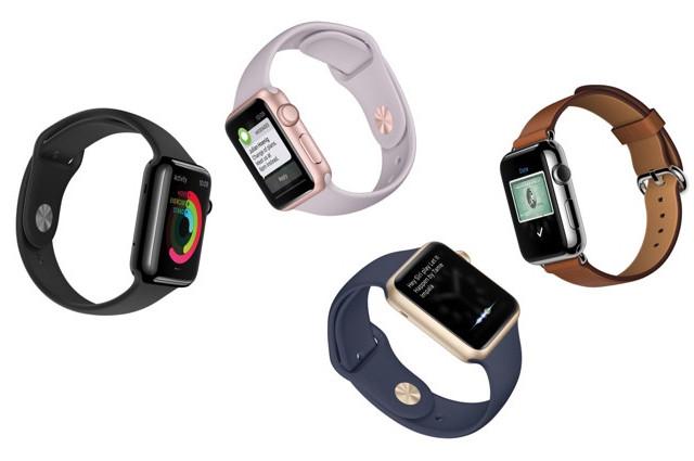 Apple Watch 2或第二季度量产 订单缩减